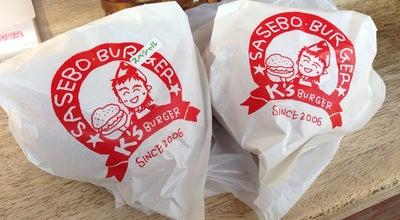 Photo of Burger Joint K's BURGER at 船越2-35-11, 広島市安芸区 736-0081, Japan
