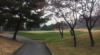 Photo of Golf Course Sungnam CC at Seoul, South Korea