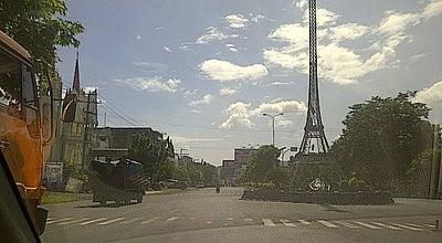 Photo of Monument / Landmark Eiffel Kota Bitung at Jalan Sam Ratulangi, Bitung, Indonesia