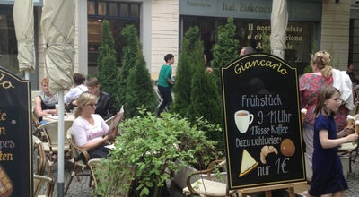 Photo of Ice Cream Shop Giancarlo Eiscafe at Germany