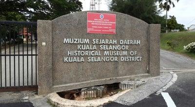 Photo of History Museum Muzium Sejarah Kuala Selangor at Bukit Malawati, Tanjong Karang, Malaysia