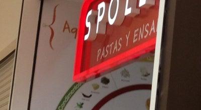 Photo of Italian Restaurant Spoleto at Plaza Lincoln, Moravia, Costa Rica