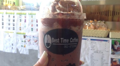 Photo of Cafe Best Time Coffee at Thailand