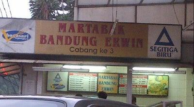 Photo of Arcade Martabak Bandung Erwin at Seberang Apotik Binjaya, Bintaro Sektor 1, Indonesia