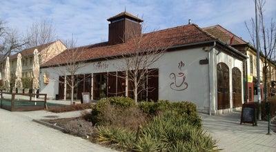 Photo of Cafe Tűzoltó Szertár Kávézó at Templom Tér 1., Budaörs 2040, Hungary