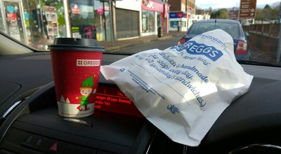 Photo of Bakery Greggs at Hagley Road, Birmingham, United Kingdom