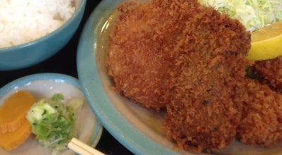 Photo of Food とんかつ井泉 五反田店 at 西五反田1-17-6, 品川区 141-0031, Japan