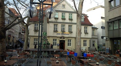 Photo of Beer Garden Zum Paulaner at Calwer Str. 45, Stuttgart 70173, Germany
