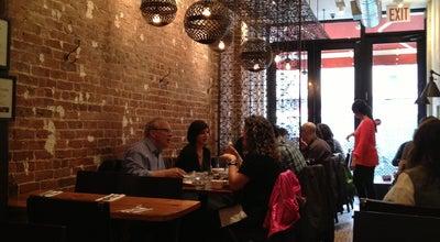 Photo of Mediterranean Restaurant Hummus Kitchen at 768 9th Ave, New York, NY 10019, United States