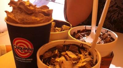 Photo of Ice Cream Shop Chiquinho Sorvetes at Rua David De Oliveira, 853 - Sala B, Olímpia 15400-000, Brazil
