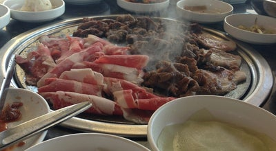 Photo of Korean Restaurant Cham Soot Gol at 8552 Beach Blvd, Buena Park, CA 90620, United States