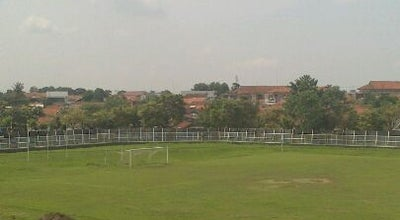 Photo of Basketball Court GOR Purnawarman Purwakarta at Jl. Kapten Halim, Purwakarta, Indonesia