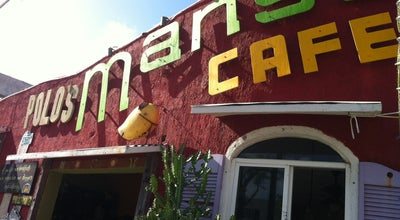Photo of Cafe Mango Café at Playa Obispo, Isla Mujeres, Mexico