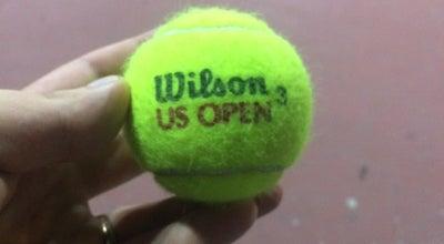Photo of Tennis Court San Tennis Han Thuyen at Vietnam