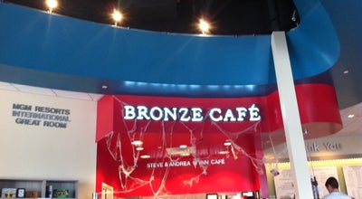 Photo of Cafe Bronze Cafe at 401 S Maryland Pkwy, Las Vegas, NV 89101, United States