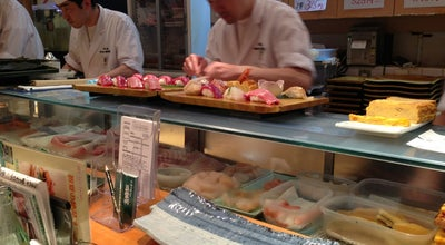 Photo of Sushi Restaurant 美登利総本店 渋谷店 at 道玄坂1-12-3, 渋谷区 150-0043, Japan