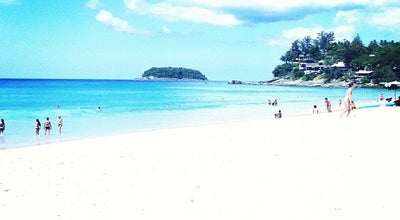 Photo of Beach หาดกะตะน้อย (Kata Noi Beach) at Mueang Phuket 83100, Thailand