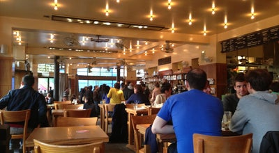 Photo of Bar Café Belga at Place Eugène Flageyplein 18, Elsene / Ixelles 1050, Belgium
