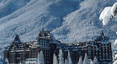 Photo of Hotel The Fairmont Banff Springs Hotel at 405 Spray Ave., Banff, AB T1L 1J4, Canada
