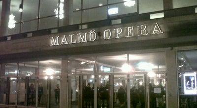 Photo of Opera House Malmö Opera at Östra Rönneholmsvägen 20, Malmö 211 47, Sweden