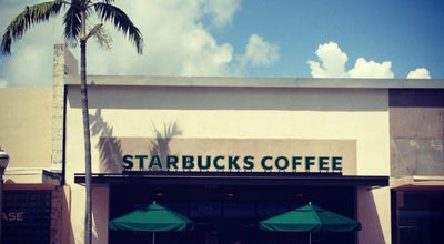 Photo of Coffee Shop Starbucks at 9560 Harding Ave, Surfside, FL 33154, United States
