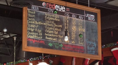 Photo of Brewery Red Eye Brewing Co at 612 Washington St, Wausau, WI 54403, United States