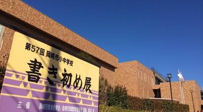 Photo of Art Museum 岡崎市立美術館 at 明大寺町字茶園11, 岡崎市, Japan
