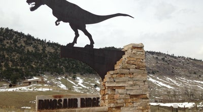 Photo of Historic Site Dinosaur Ridge at Denver, CO 80228, United States