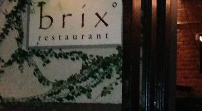 Photo of Wine Bar Brix Restaurant & Wine Bar at 1138 Homer St., Vancouver, BC V6B 2G2, Canada