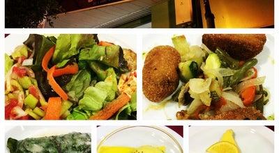 Photo of Vegetarian / Vegan Restaurant Es Ginebró at Av. Bisbe Llompart 119, Inca 07300, Spain