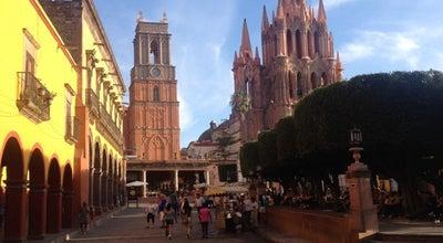 Photo of Ice Cream Shop Helados Dolphy at Plaza Principal 24, San Miguel de Allende, Mexico