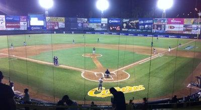 Photo of Baseball Field Estadio Emilio Ibarra Almada at 10 De Mayo Y Belizario Dominguez, Los mochis 81223, Mexico