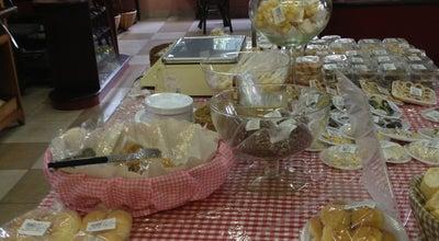 Photo of Bakery Beliske Panificadora e Confeitaria at Pç. Sta. Terezinha, 344, Uberaba 38065-130, Brazil