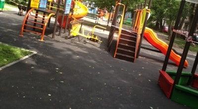 Photo of Playground Детская Площадка 35\\30 at город Москва, Russia