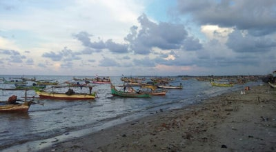 Photo of Beach Pinggir Pantai Tuban at Jl. Re Martadinata, Tuban, Indonesia