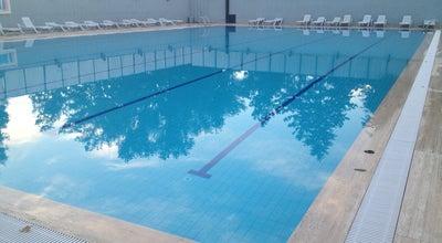 Photo of Pool Olimpik Yuzme Tesisleri at İnegöl, Turkey