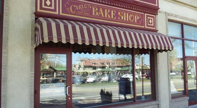 Photo of Bakery Carlo's Bake Shop at 12 Wilsey Square, Ridgewood, NJ 07450, United States
