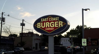 Photo of Burger Joint East Coast Burger Company at 75 Franklin Ave, Ridgewood, NJ 07450, United States