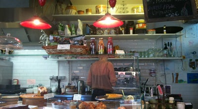 Photo of Cafe Soul Kitchen at 33 Rue Lamarck, Paris 75018, France