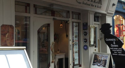 Photo of Seafood Restaurant Matt The Thresher at 31-32 Lwr Pembroke St, Dublin 2, Ireland