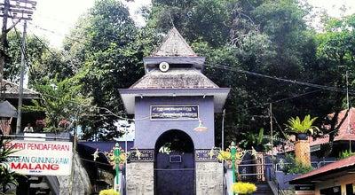 Photo of Mountain Wisata Religi Gunung Kawi at Desa Wonosari, Malang, Indonesia