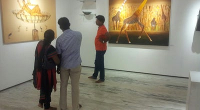 Photo of Art Gallery Durbar Hall Art Gallery at Durbar Hall Rd, Kochi, India