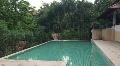 Photo of Pool Swimming pool at Wanasom Wellness Resort, Thailand