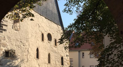 Photo of Historic Site Alte Synagoge at Waagegasse 8, Erfurt 99084, Germany