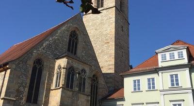 Photo of Church Ägidienturm at Erfurt, Germany