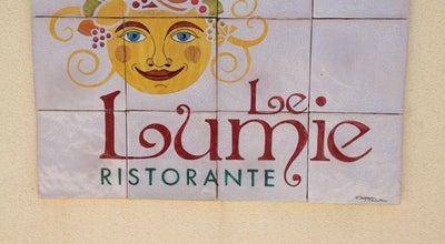 Photo of Italian Restaurant Le Lumie Restaurant at Contrada Fontanelle, Marsala 90125, Italy