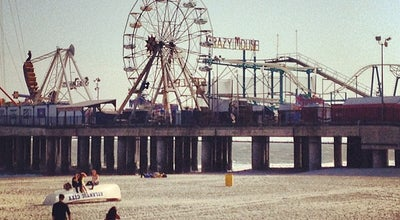 Photo of Theme Park Steel Pier Amusements at 1000 Boardwalk, Atlantic City, NJ 08401, United States