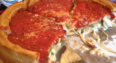 Photo of Pizza Place Giordano's Famous Stuffed Pizza at 730 N Rush St, Chicago, IL 60611, United States