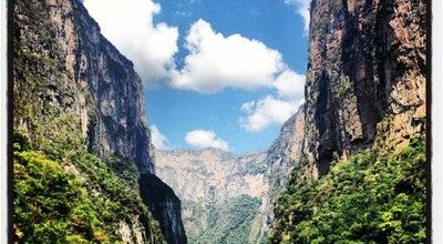 Photo of National Park Parque Nacional Cañón del Sumidero at Tuxtla Gutiérrez, Mexico
