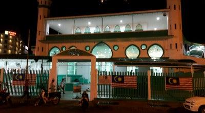 Photo of Mosque Masjid Bandar at Bandar, Tawau 91000, Malaysia